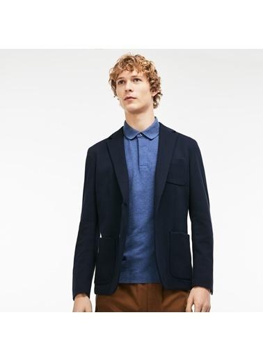 Lacoste Erkek Regular Fit Tişört PH5522.RUQ Mavi